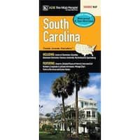 Universal Map 15069 South Carolina State Waterproof Map