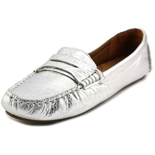 Gentle Souls Portobello Round Toe Leather Loafer