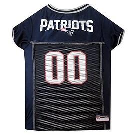 NFL New England Patriots Pet Jersey