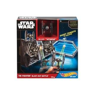 Star Wars Transport Attack Hot Wheels Playset