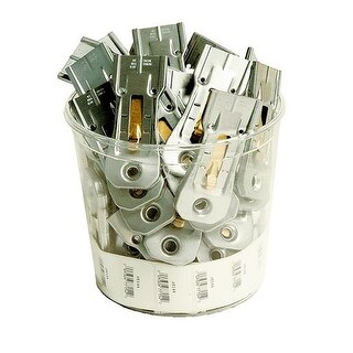 Warner Tool Razor Blade Scraper 5144 Unit: EACH Contains 50 per case