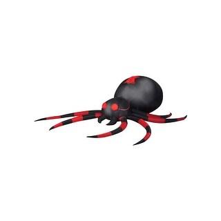 Inflatable Black Widow Spider Decoration