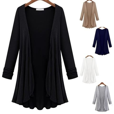 Large Size Loose Thin Sweater
