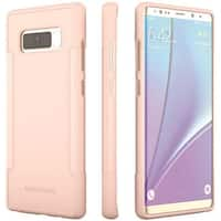 Saharacase  Classic Case for Samsung Galaxy Note 8 - Rose Gold Clear