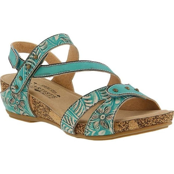 57bb27911c L'Artiste by Spring Step Women's Quilana Strappy Sandal