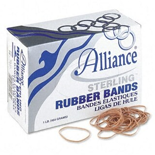 Sterling Ergonomically Correct Rubber Bands #16 1/8 x 2-1/2 250