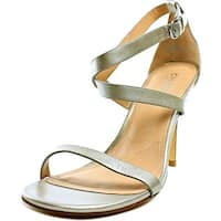 Charles by Charles David Womens Rookie Leather Open Toe Special Occasion Stra...