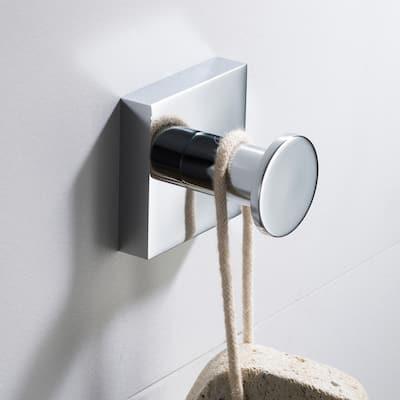 KRAUS Ventus Bathroom Robe and Towel Hook