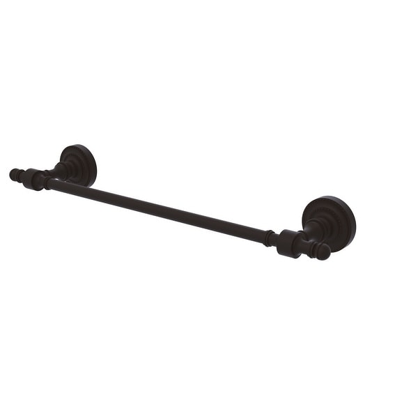 Allied Brass Retro Dot Collection Towel Bar