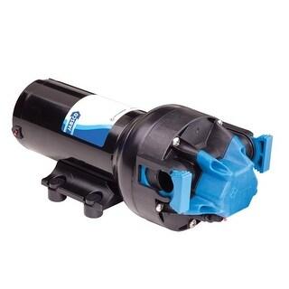 """Jabsco Par-Max Plus Automatic Water Pressure Pump - 5.0GPM-25psi-12VDC Automatic Water Pressure Pump"""