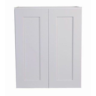 "Design House 561720 Brookings 24"" Double Door Wall Cabinet - White - N/A"