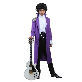 Purple Rock Legend Costume