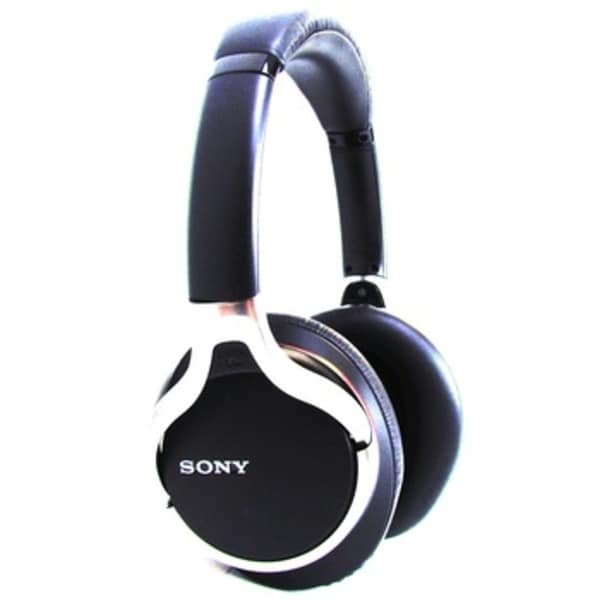 Sony MDR-10RDC Over-The-Ear Headphone - Leatherette (Refurbished)