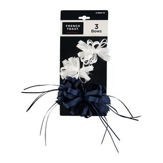 French Toast Girls 3-Pack Hair Bows