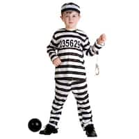 Toddler Prisoner Costume