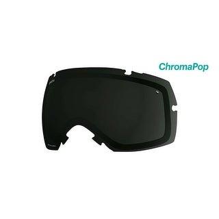 Smith Optics I/OX & I/OX Turbo Fan Goggle - Replacement Lens - ChromaPop Sun Black - IL7CPB2