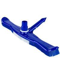 "20"" Deluxe Swimming Pool Vacuum Brush Head with Swivel - White"