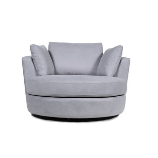 """Link to 53.6"""" Elegant Barrel Chair Round Similar Items in Living Room Chairs"""