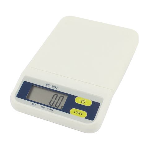 Repairing Digital Kitchen Count Weighting Scale 3Kg Capacity 0.5g Graduation