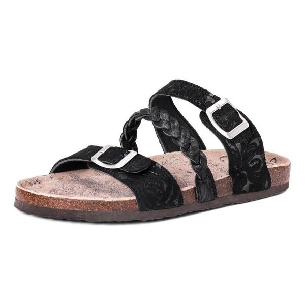 MUK LUKS Bonnie Women's ... Sandals hZcT77Y