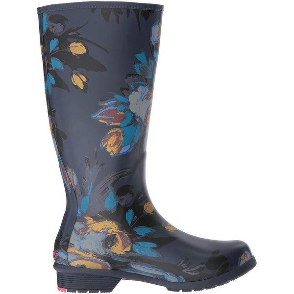 Tall Memory Foam Rain Boot