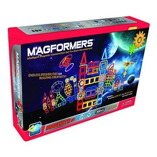Magformers Magnets in Motion 300-Piece Power Set