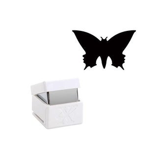 Docrafts Xcut Palm Punch Small Pointed Butterfly