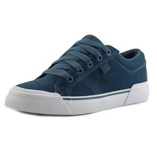 Dc Shoes Danni Se Women Round Toe Synthetic Blue Sneakers