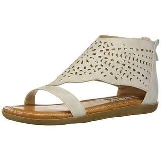 d54846e266ea LifeStride Womens Eden Open Toe Casual Slide Sandals. Quick View