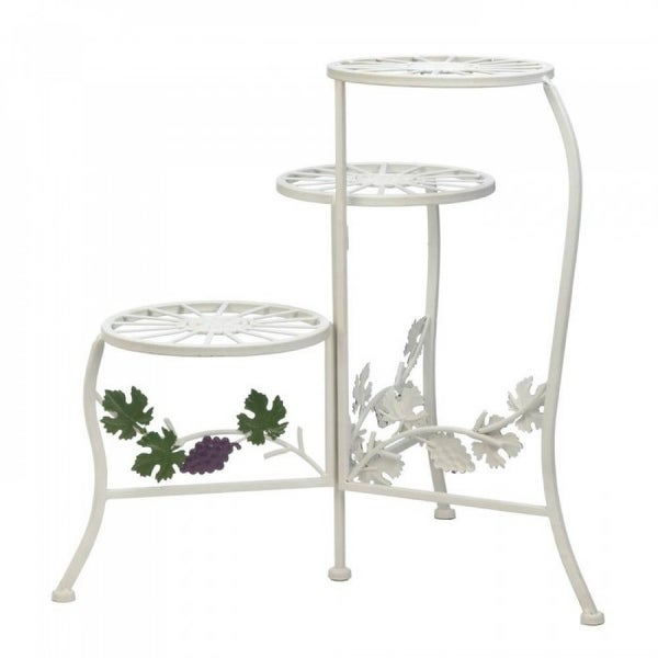 Grapevine 3 Tier Plant Stand
