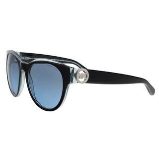 Michael Kors MK6001B 300117 Bermuda Teal/Brown Cat Eye Sunglasses - 54-18-135