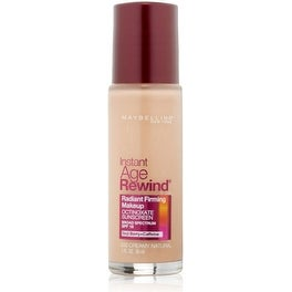 Maybelline Instant Age Rewind Radiant Firming Makeup, Creamy Natural [200], 1 oz