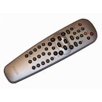 OEM Philips Remote Control: 15PF9945, 15PF9945/37, 15PF9945/99, 15PF994537, 17FW9010, 17FW9010/37B