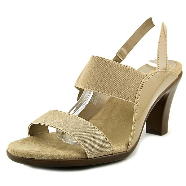 1c4a5af52 Shop Aerosoles Magician Open-Toe Patent Leather Slingback Sandal ...