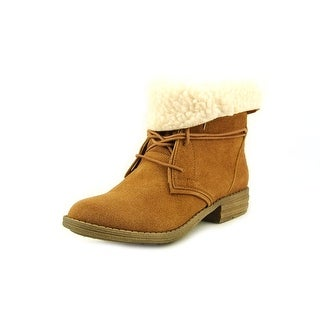 American Rag Davey Round Toe Synthetic Ankle Boot