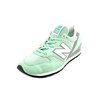 New Balance M996 Round Toe Suede Sneakers