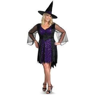 Brilliantly Bewitched Costume - Purple