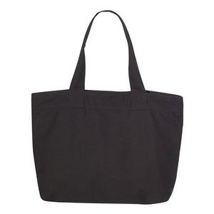 HYP 15.3L Zippered Tote - Black/ Black - One Size