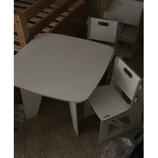 Sprout Kidu0026#x27;s 3 Piece Table And Chairs Set