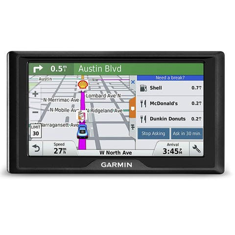Refurbished Garmin Drive 60LM US 6 Inch GPS (010-01533-0C) - Black