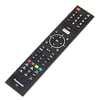 OEM Panasonic Remote Control Originall Shipped With: TC-55CX420U, TC50CX400U, TC-50CX400U