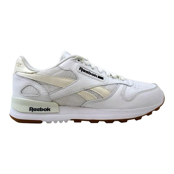 separation shoes b4fe8 7286f Reebok Classic Leather 2.0 White Black-Gum BS9004 ...