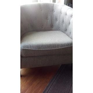Ansley Trinity Stone Club Chair