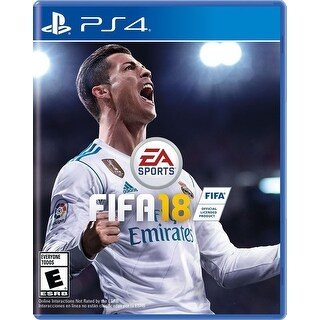 Electronic Arts - Ps4 Fifa 18