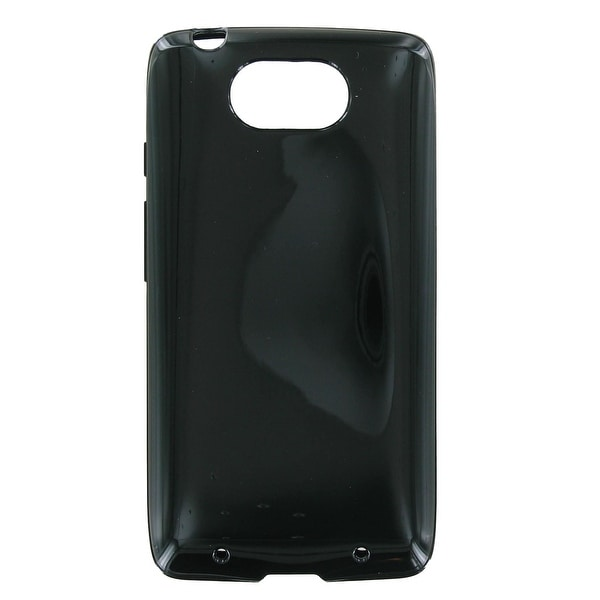 Qmadix FlexGel Case for Motorola Droid Turbo XT1254 (Black)