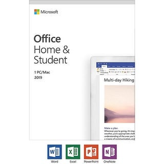 Microsoft Office Home Student 2019 79G-05029 Office Home Student 2019