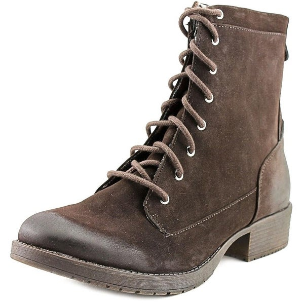 White Mountain Warden Women's Distressed Combat Boots