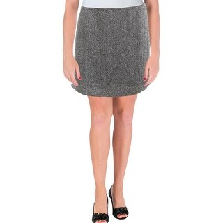 Polo Ralph Lauren Womens Mini Skirt Crepe Beaded - 10