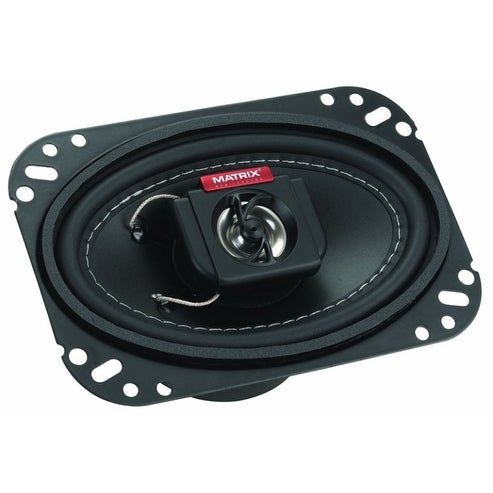 Matrix 4 x 6 inch 2-Way Speakers (Pair)