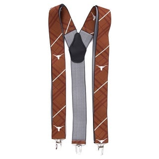 University of Texas Longhorns Suspenders